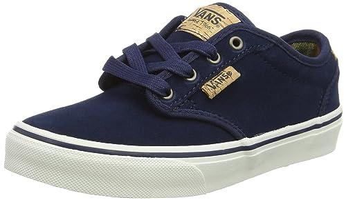 Vans Unisex Kids  Atwood Deluxe Low-Top Sneakers  Amazon.co.uk ... caae28d62e