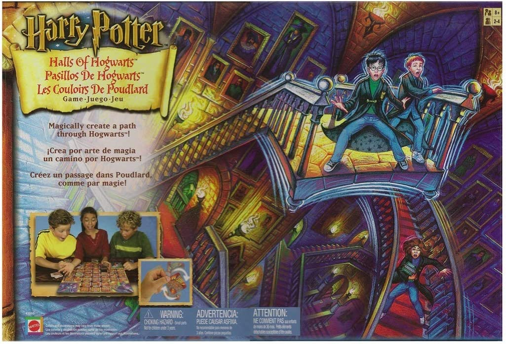 harry potter halls of hogwarts by Mattel: Amazon.es: Juguetes y juegos
