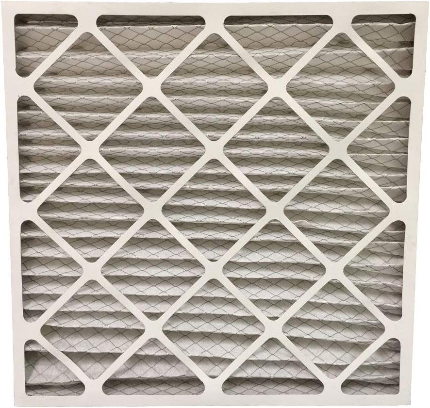 AF MERV 11 Pleated AC Furnace Air Filter Pack of 4 filters 20 x 20 x 1 100/% produced in the USA.