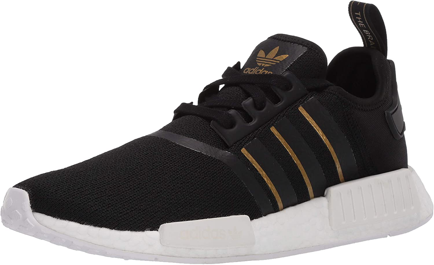Amazon Com Adidas Originals Women S Nmd R1 Boost Shoes Road