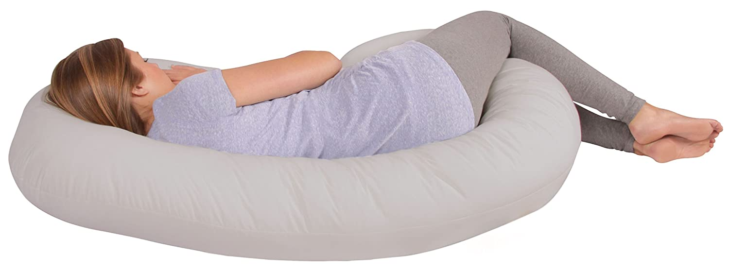 Leachco Snoogle Chic Jersey Total Body Pillow