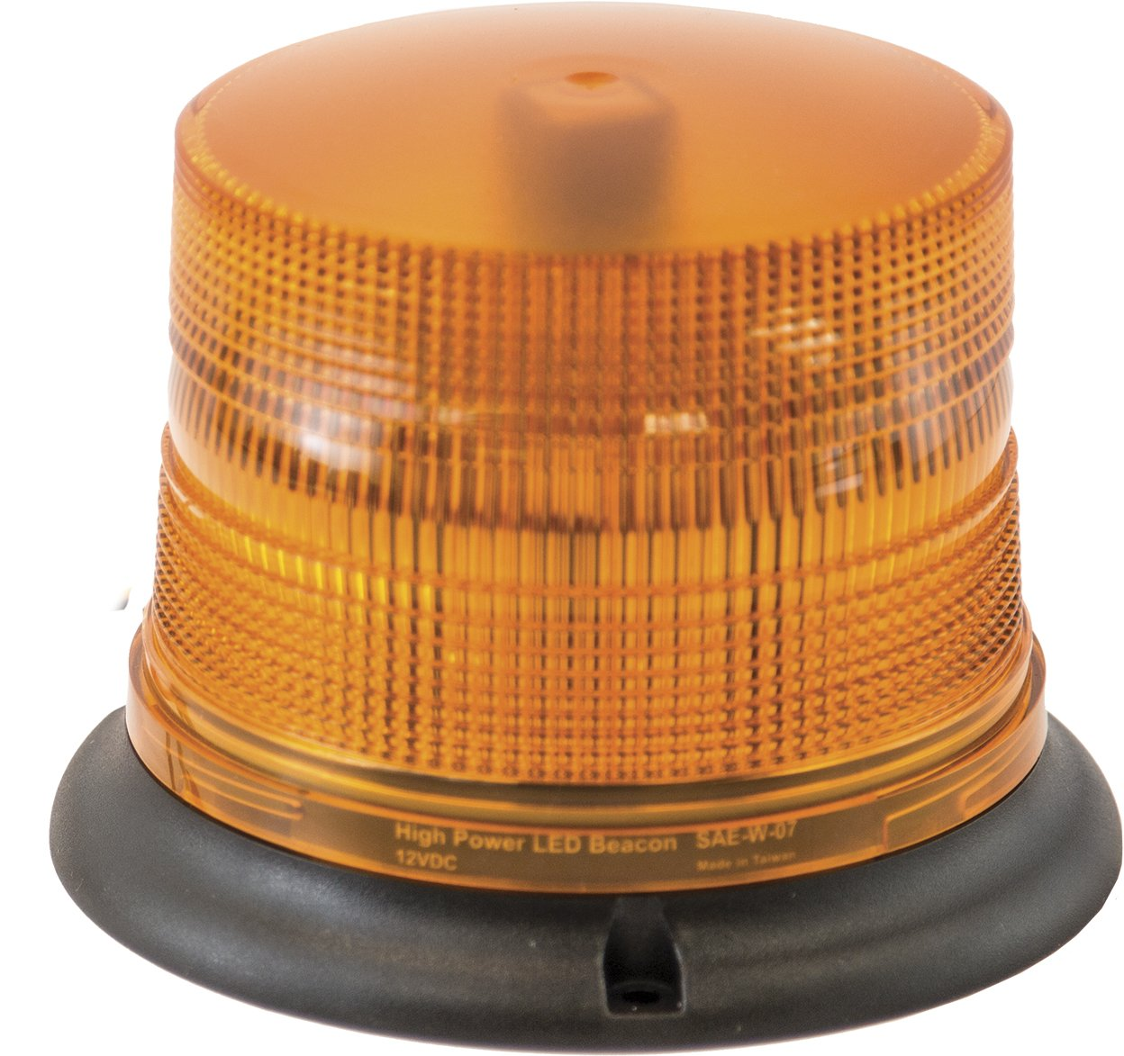 SL685ALP Amber Permanent Mount 8-LED Strobe Light Buyers Products