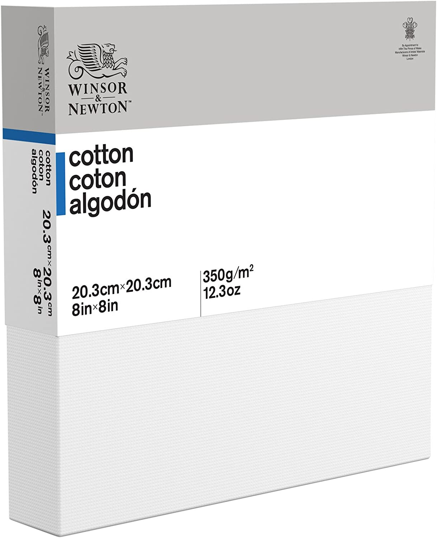 6 x 8 Deep Edge Winsor /& Newton Classic Cotton Canvas