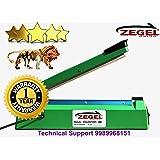 Zegel Hand Operated Sealing Machine 12 Inch