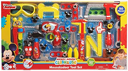 Disney Mickey Mouse Tool Box
