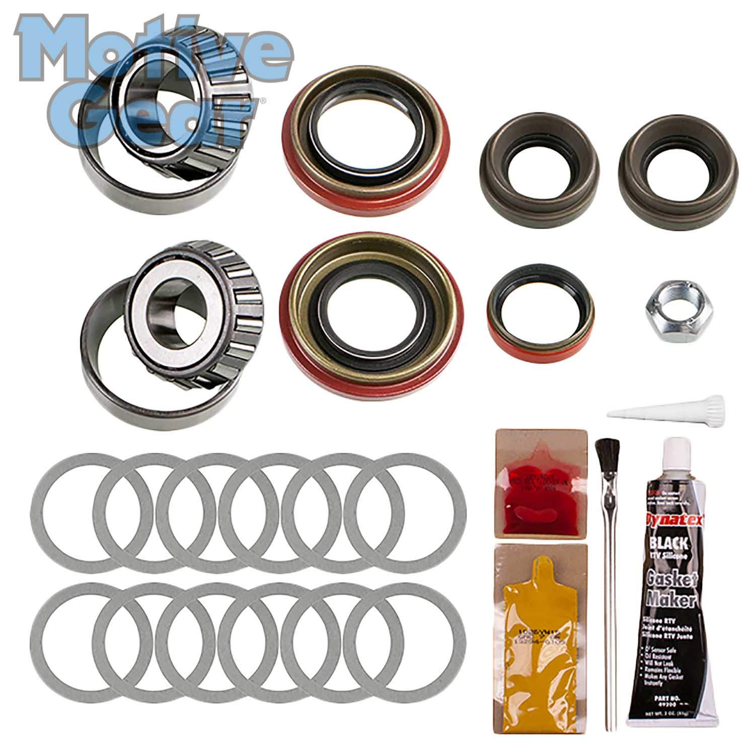 Motive Gear R30RTPK Light Duty Timken Bearing Kit, PBK DANA 30 Ford and JEEP YJ/X