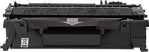 TONER EXPERTE Compatible Cf280A Toner Cartridge Replacement for Hp Laserjet Pro 400 M401Dn M401Dw M401N M401A M401D M401Dne MFP M425Dn MFP M425Dw One Size Black