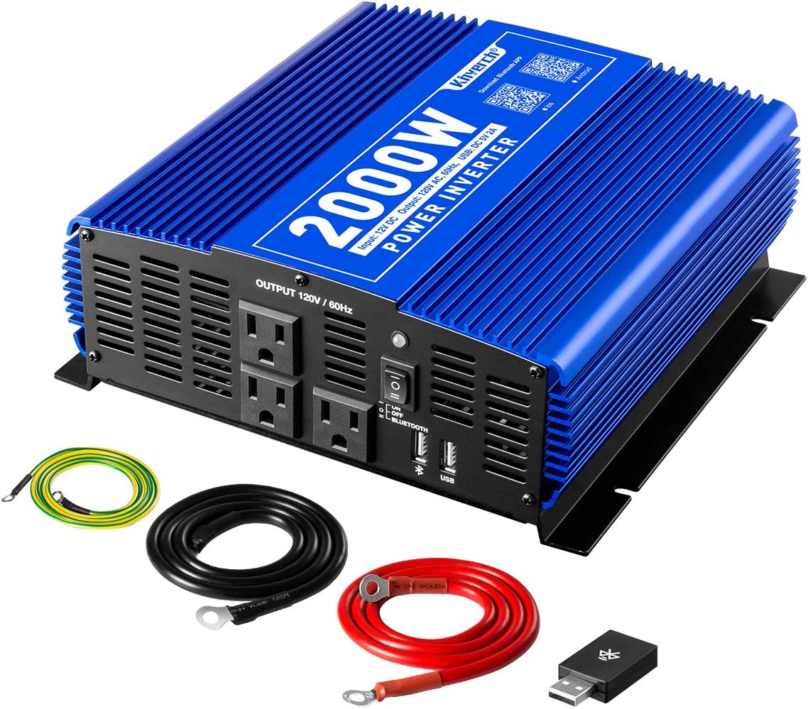 5 Best Power Inverter for Camping of 2020 [Read Before Buy] 3