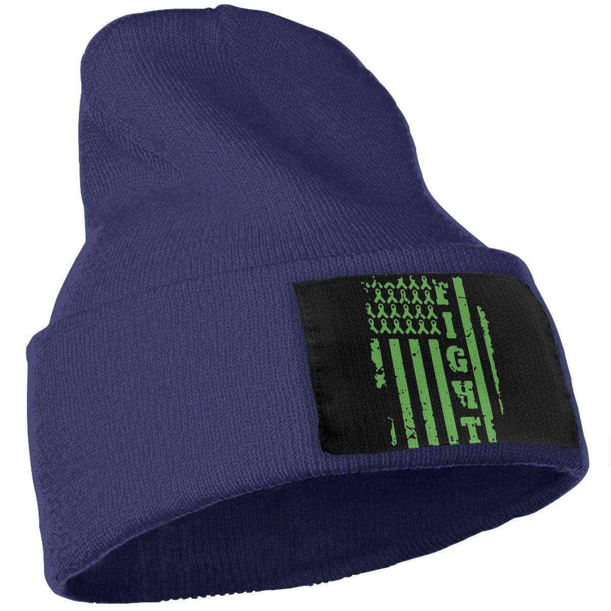 Bile Duct Cancer Awareness Men Women Knit Hats Stretchy /& Soft Beanie Cap Hat Beanie