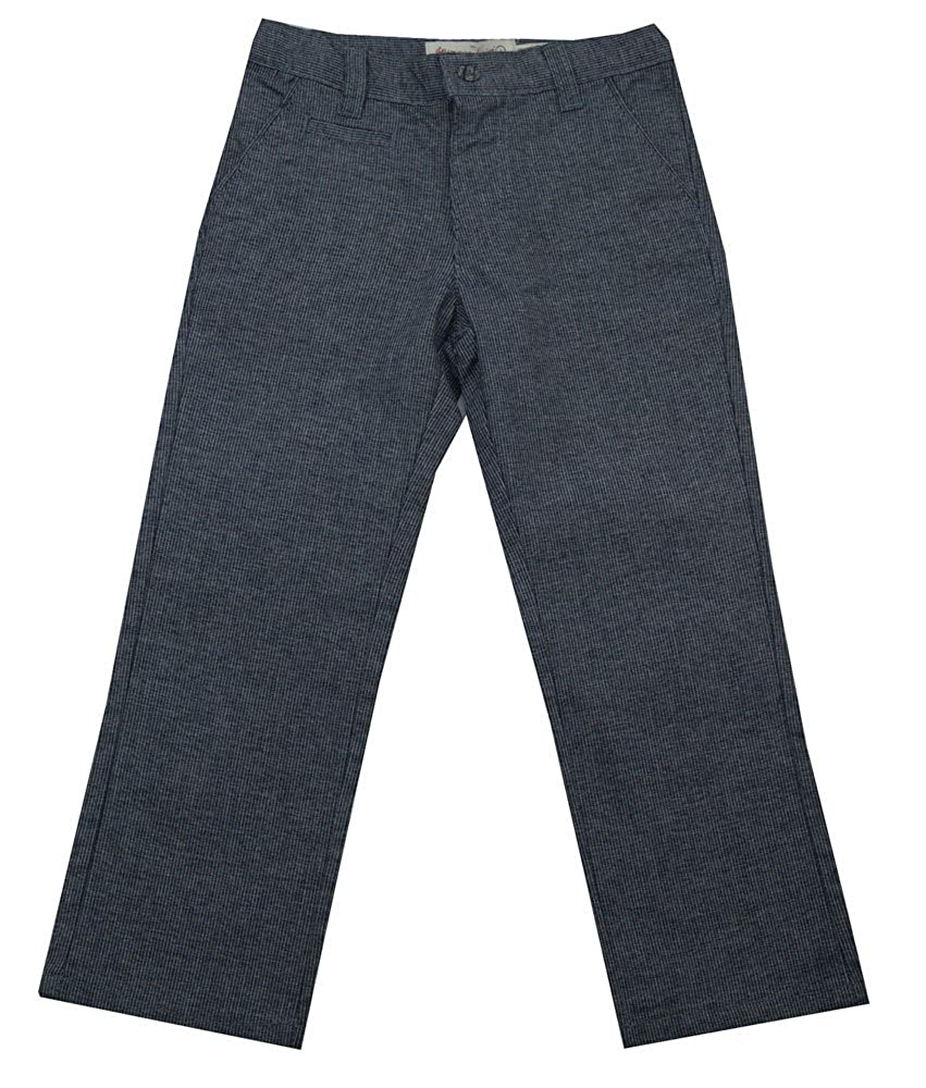 Deux Par Deux Aristo Kids Charcoal Pants