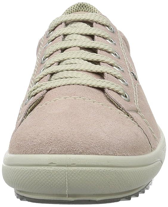Rieker Damen M6014 Sneakers, Rosa (Rosa 31), 43 EU