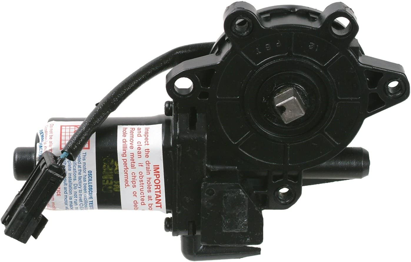 Cardone 47-1371 Remanufactured Import Window Lift Motor