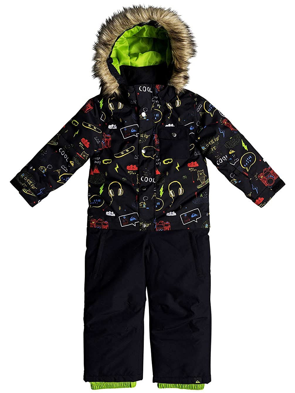 5c9c1e500eb8 Amazon.com  Quiksilver Rookie Kids Snowsuit  Clothing