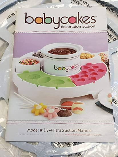 Amazon.com: Babycakes multifunción estación de decoración ...