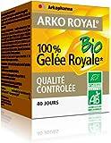 Arkopharma Arko Royal Produits de la Ruche 100% Gelée Royale Bio Pot de 40 g
