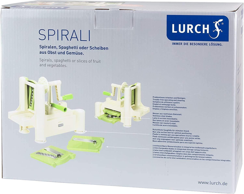 Compra Lurch Spirali 10203 - Cortador de Verduras (Color Beige y ...