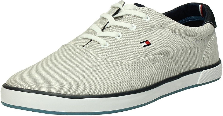 scarpa uomo Tommy Hilfiger in tela FM5682091517 H2285 ARLOW