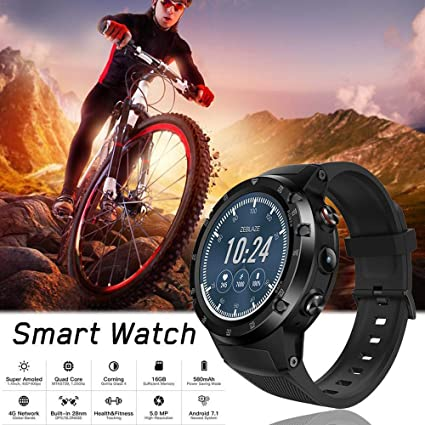Amazon.com: Vovomay Zeblaze THOR4 Plus Smart Watch Phone ...