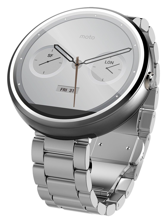 Amazon.com: Motorola Mobility Moto 360 Androidwear ...