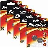 Energizer - Batteria originale a bottone, litio CR 2025, 3 V, 5x confezioni da 2