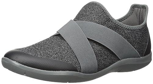 9d8fedcb9198d Crocs - Womens Swiftwater Cross-Strap Static Clog Shoes  Amazon.co ...