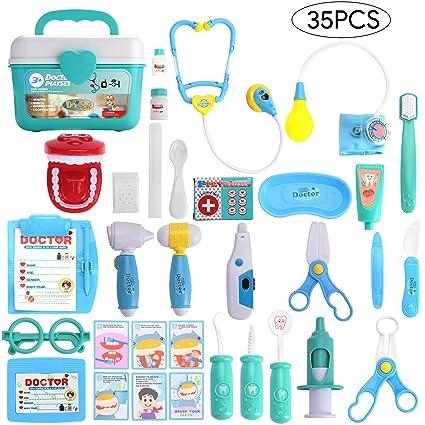 Amazon.com: Balnore - Kit de 35 piezas de juguetes para ...