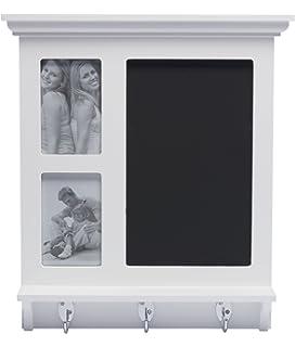 Ikea Kreidetafel ikea ekby riset halterung für schräge wand weiß 30 cm amazon de