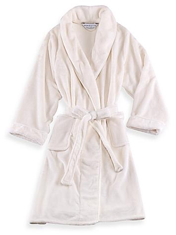 Wamsutta® Plush Robe - BedBathandBeyond.com