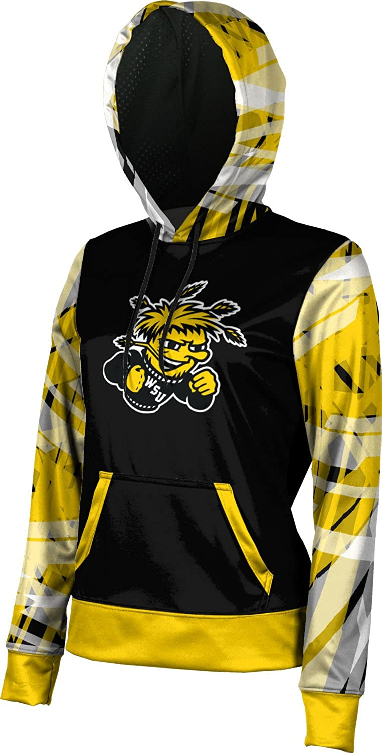 Crisscross ProSphere Wichita State University Girls Pullover Hoodie School Spirit Sweatshirt