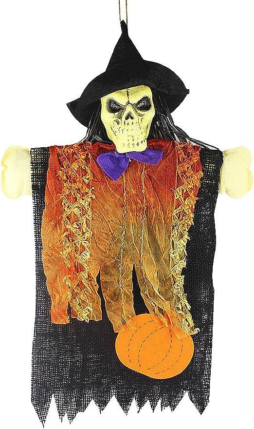 Lankcook Witch - Espantapájaros Decorativos para Halloween ...