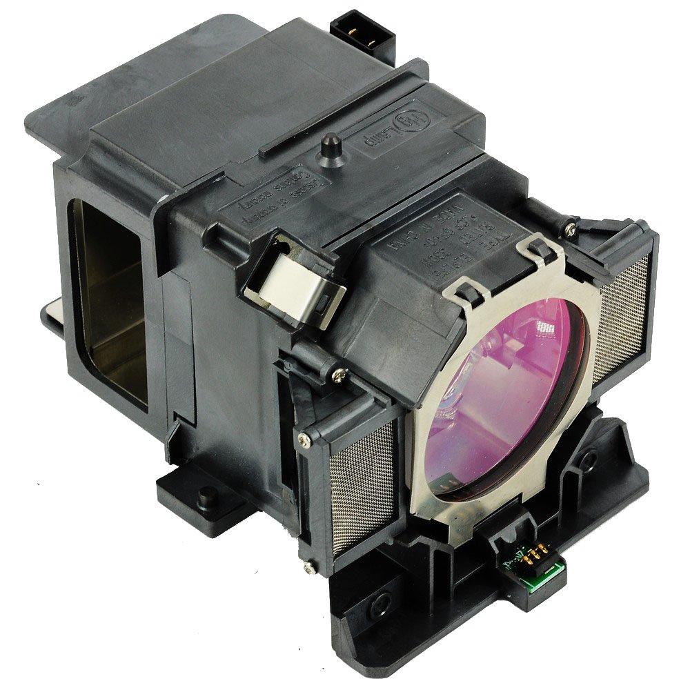 AWO互換用交換ランプハウジングフィットfor elp-lp51 /v13h010l51 PowerLite Pro z8000wunl/z8050wnl ; eb-z8000wu/z8050 W   B07C8RBY8H