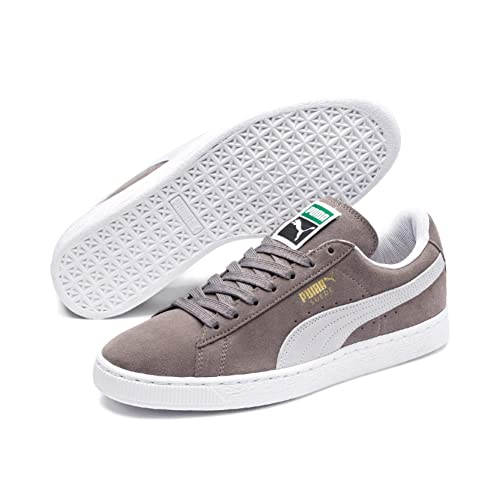 eb0f174e7cb Puma Unisex Adults  Suede-Classic+ Low-Top Sneakers  Amazon.co.uk ...