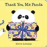 Thank You, Mr. Panda: A Board Book