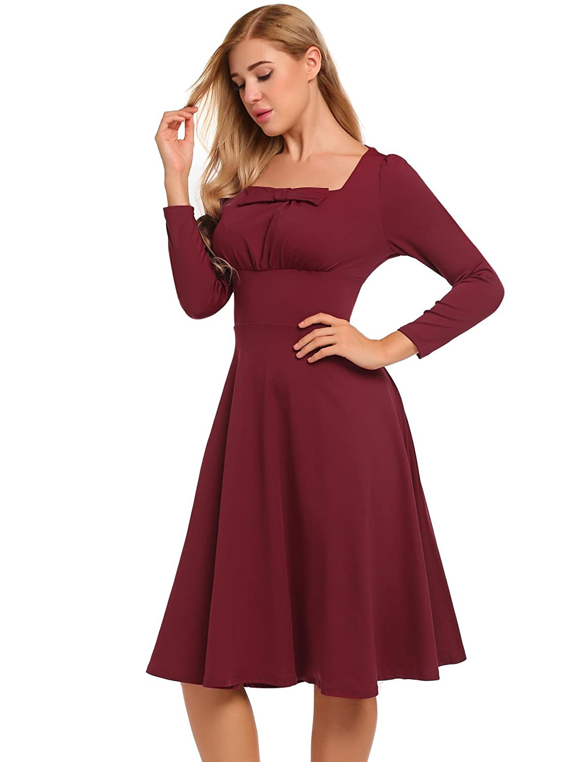 29ed9d975b1 Womens Evening Dresses With Sleeves - Gomes Weine AG