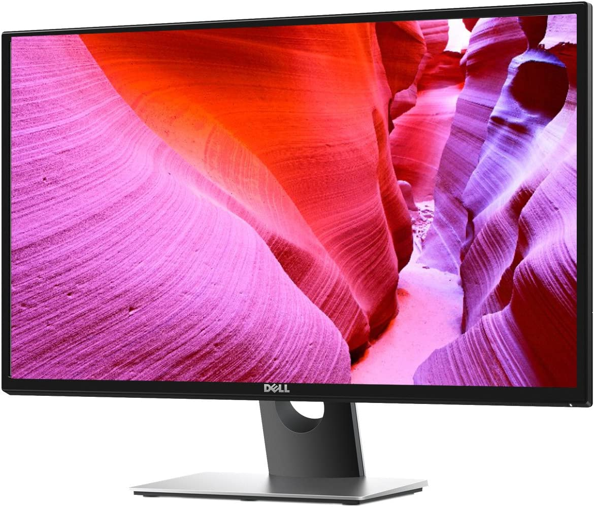 Dell SE2716H 27-inch Curved LED Full HD PC monitor for Working Space