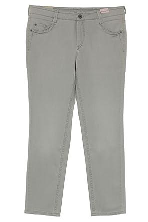 5b4cc492408b24 GARDEUR Jeans Zuri Damen Stretch Super Slim Fit ,  Farbe:hellgrau;Damengrößen:44