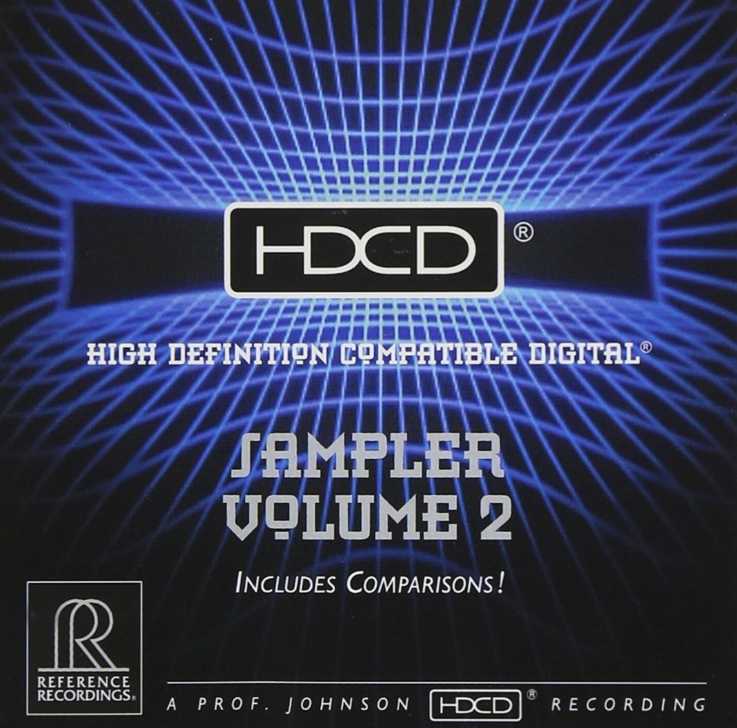 HD Sampler, Vol. 2 Reference Recordings