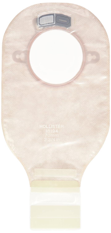 Hollister - Bolsa de colostomía con dibujo de nueva imagen, 30,5 cm, 10 unidades: Amazon.es: Industria, empresas y ciencia