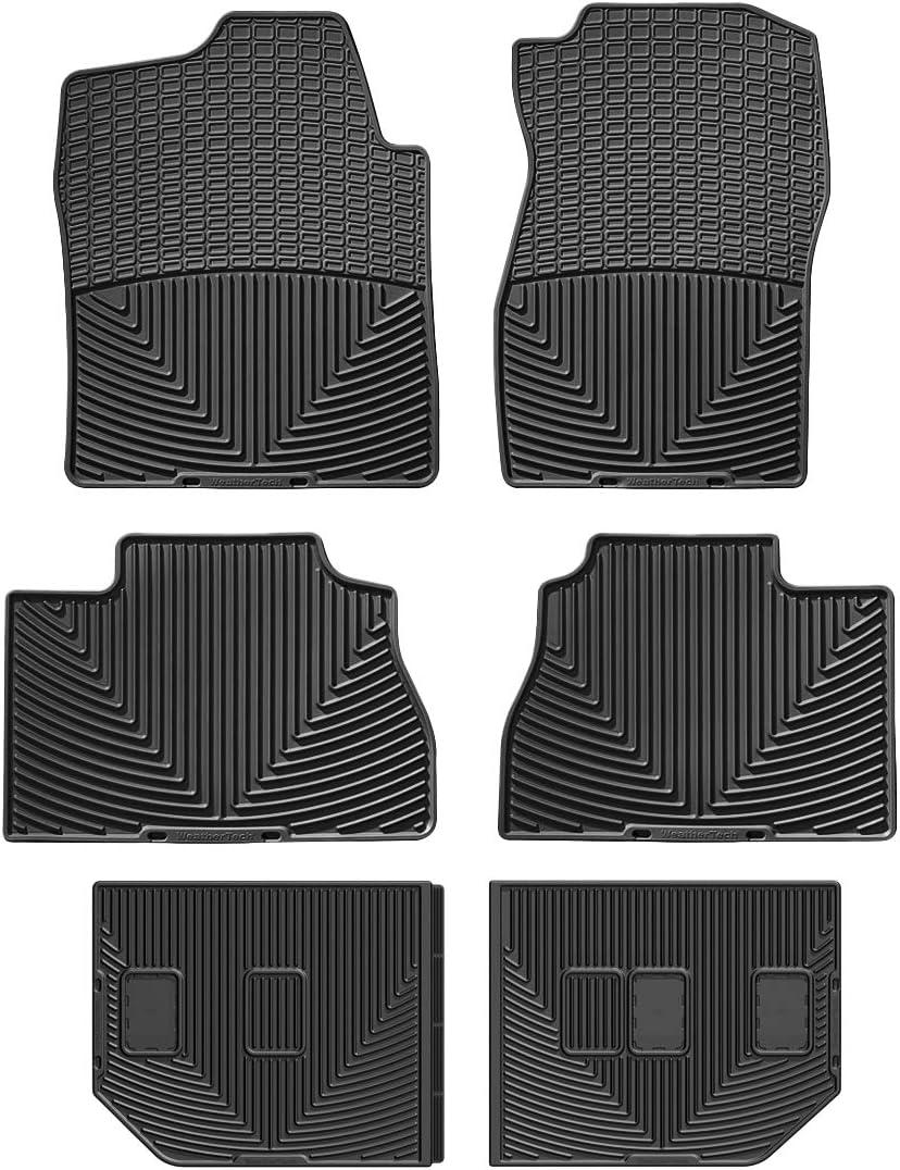 Grey GG Bailey D3422A-F1A-GY Front Set Custom Mats for Select GMC Envoy XUV Models Nylon Fiber
