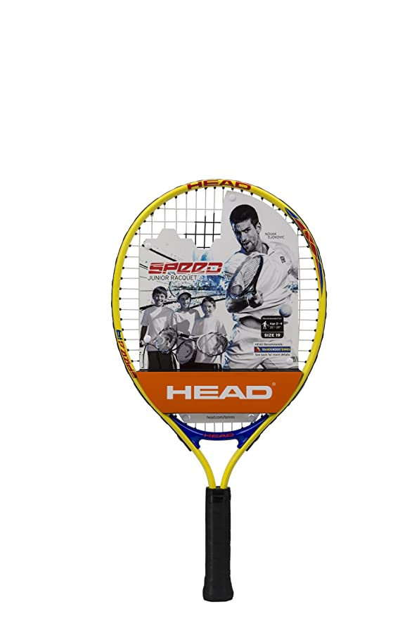 Amazon.com: Head Junior Speed – Raqueta de tenis, 19