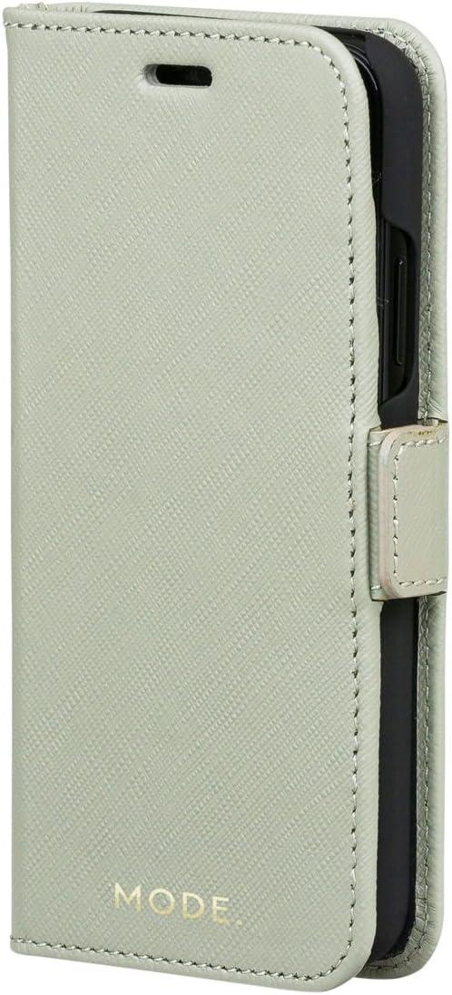 Dbramante1928 Nyi8Ivgr5067 Custodia in Pelle per iPhone 8//7//6 Ivy Green