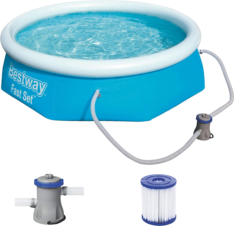 Mejor piscina hinchable con depuradora
