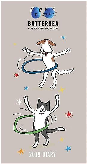 Battersea - Agenda para perros y gatos (2019): Amazon.es ...