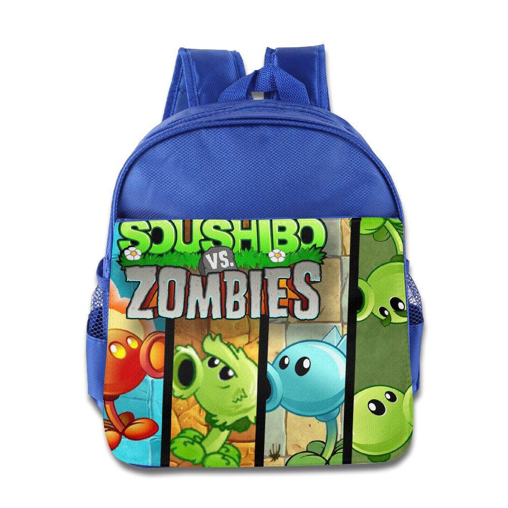 Amazon.com: Plants VS Zombies Peashooter Kids School ...