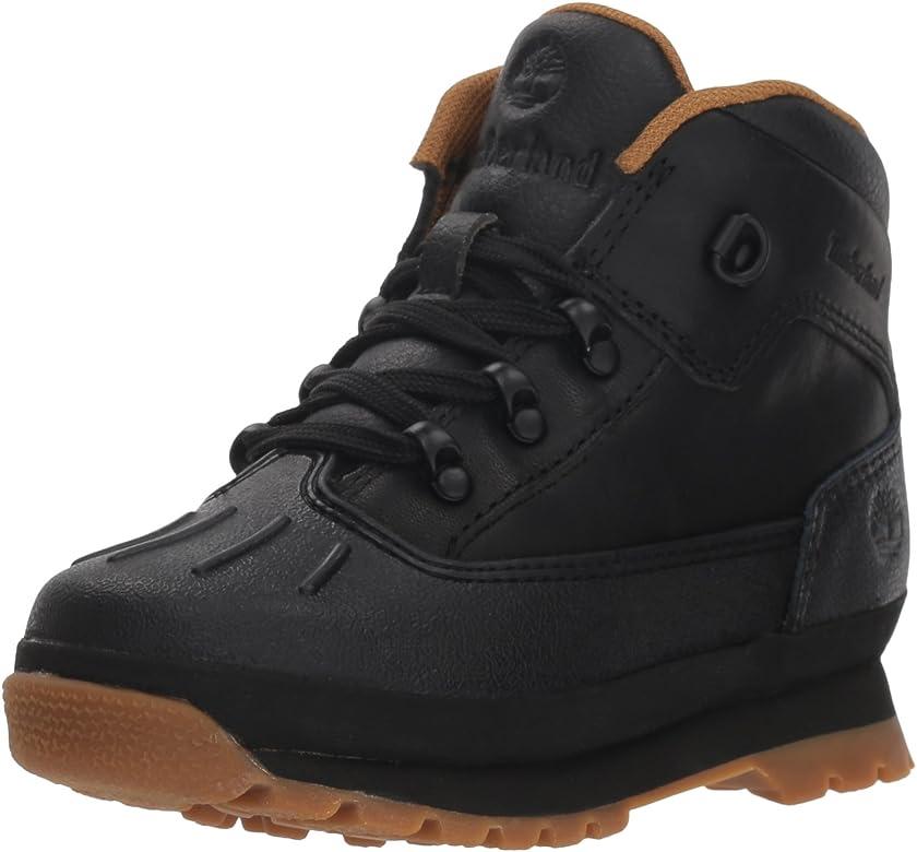 4e27b672e3c Kids' Euro Hiker Shell Toe Fashion Boot