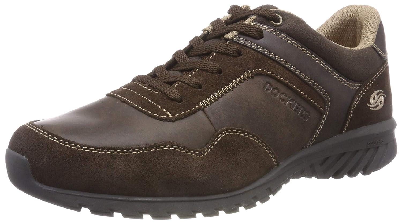 TALLA 42 EU. Dockers by Gerli 33lk008, Zapatos de Cordones Derby para Hombre