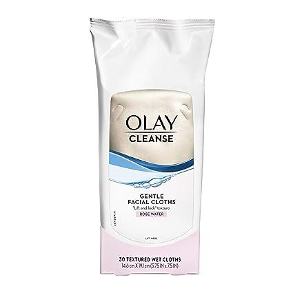Olay normal húmedo paños de limpieza 30 Count (Pack de 3): Amazon ...