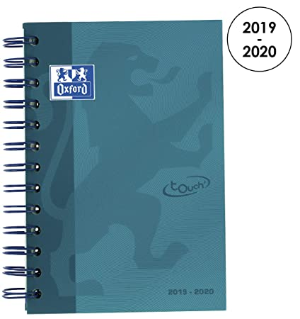 Oxford 100735777 School Soft Touch 2018 - 2019 1 - Agenda ...