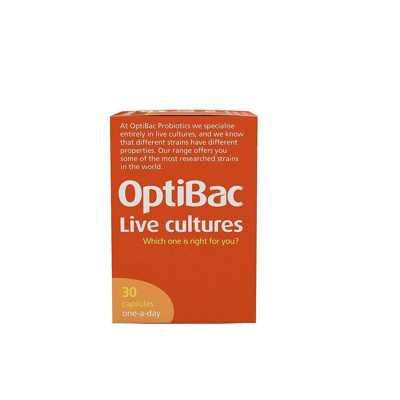 OptiBac Probiotics For Daily Immunity Amazon Drogerie