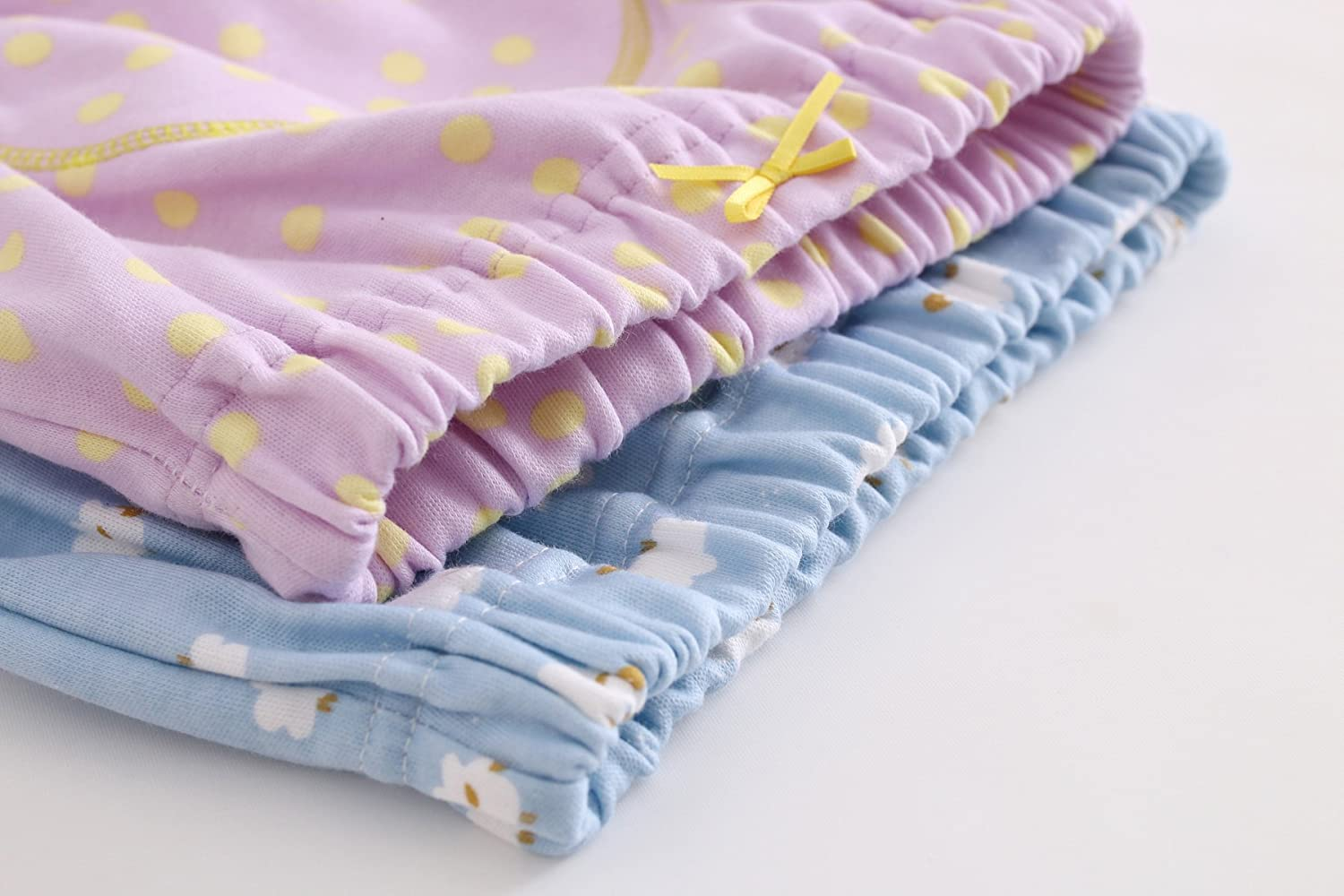 FYDRISE Baby Girls Cotton Training Underpants 4 Absorbent Layers Assorted Animals 6-36 Months